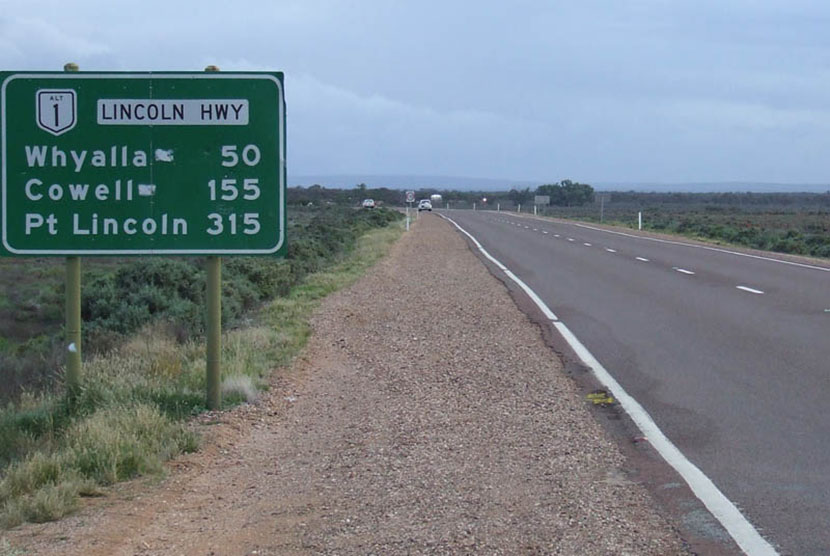 Port Lincoln Hwy