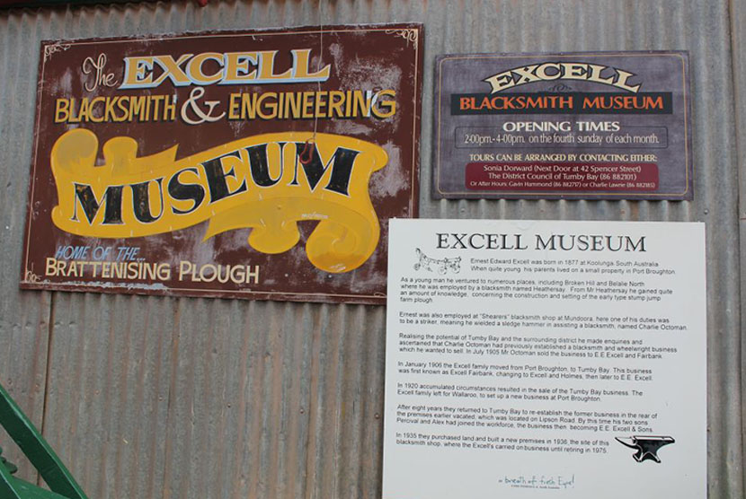 The Excell Blacksmith and Engineering Museum